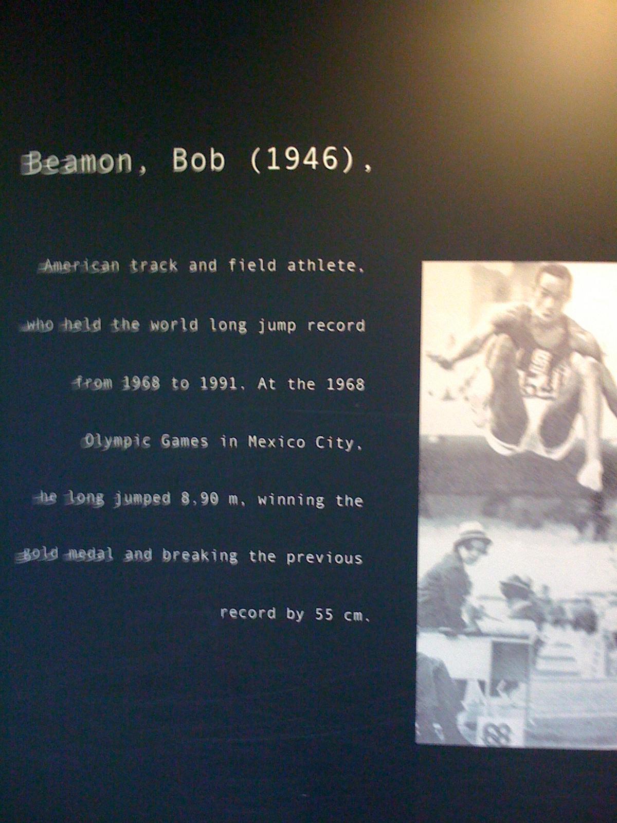 Bob Beamon